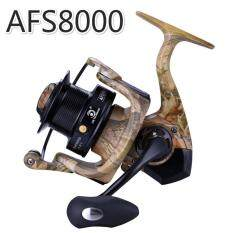 ขาย ซื้อ Nbs Spinning Fishing Reel Afs 12 1Bb Lure Reel Distant Carp Reels Afs8000 จีน