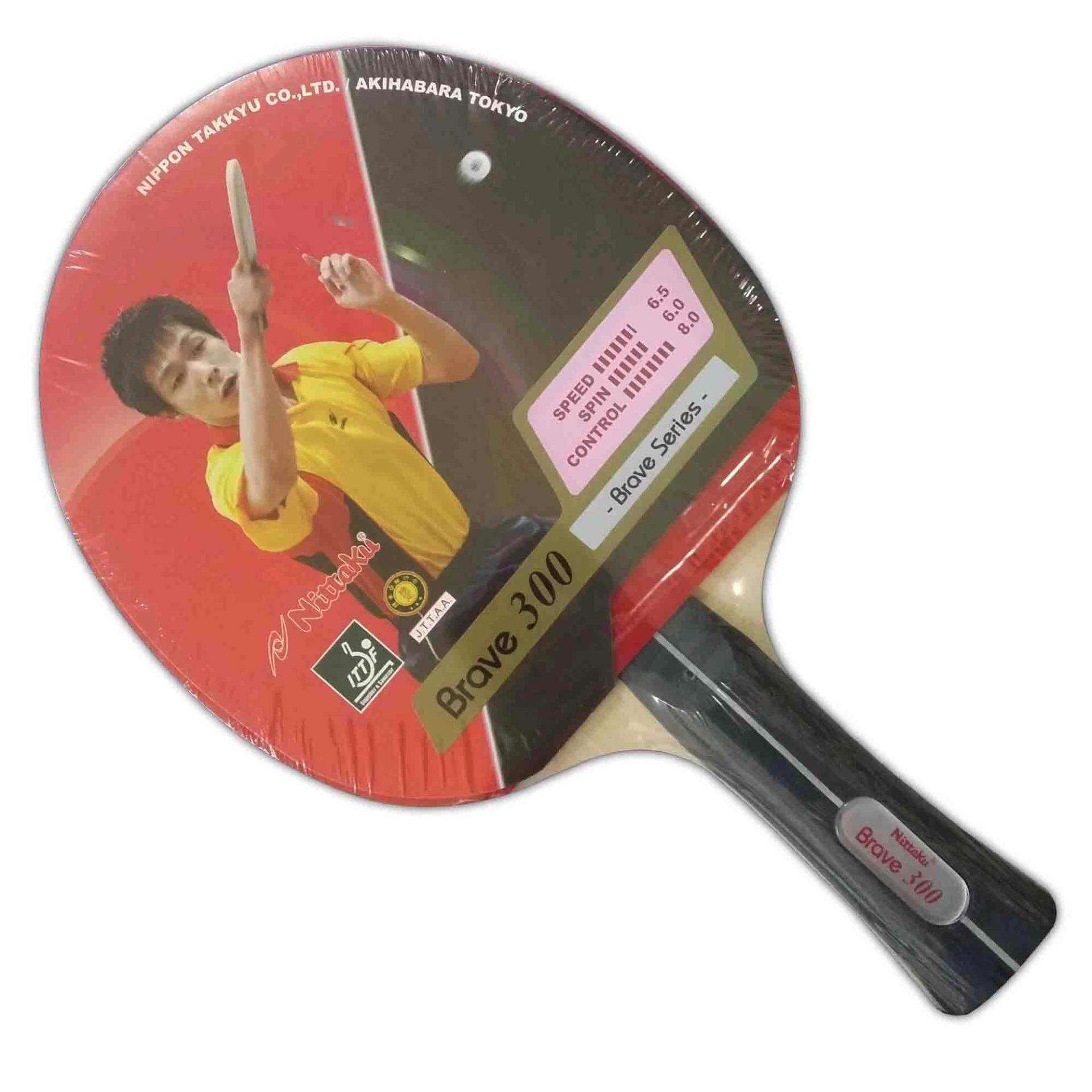 Nittaku Table tennis Bat Brave 300