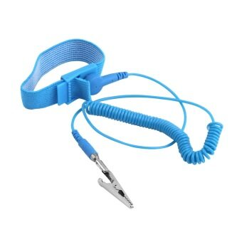 OH Anti Static ESD Wrist Strap Discharge Band Grounding Prevent Static Shock
