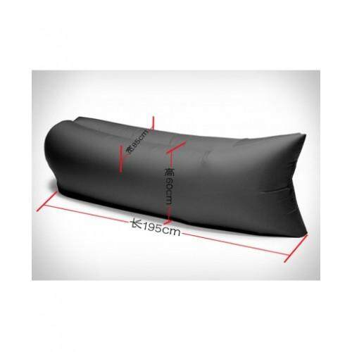OUTDOOR INFLATABLE BED  Black