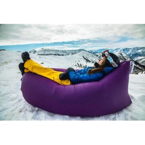 OUTDOOR INFLATABLE BED  Purple