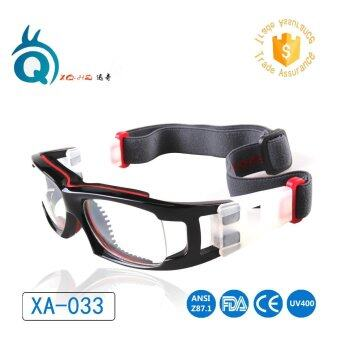 Harga Outside Protective Goggles Clear Lens UV400 Sports GlassesBasketball Eyewear