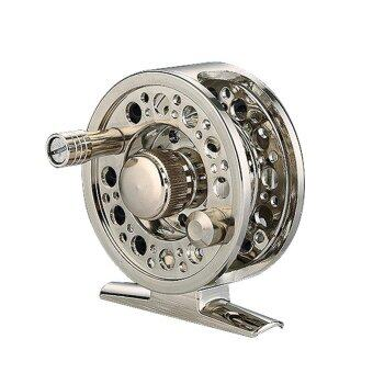 PAlight Full Metal Fly Fishing Reel 2+1BB 1:1 Aluminum Alloy Die Casting Fly Reel Fishing Reel ...