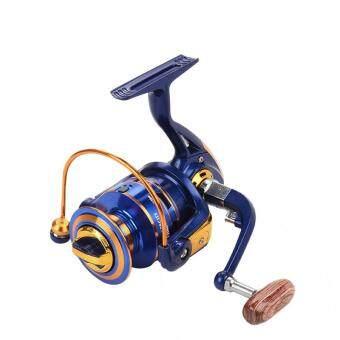 PAlight Portable 12+1BB Ball Bearing Metal Spinning Boat Fishing Reel Wheel (size:FH5000) ...
