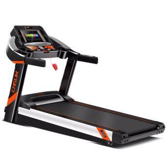 Powerful 4.0HP Chislim S500 Luxury Single function 7 InchTouch Screen WIFI LCD Treadmill + 15 Levels Electric InclineDecline + 4 Way Spring Damping System - 2