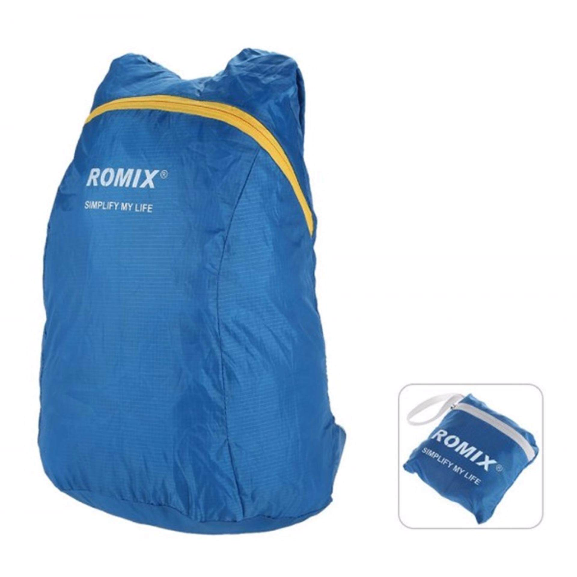 BACKPACK Romix Original Waterproof Foldable backpack (Travel, Exercise, Sport, Outdoor, Camping, Trip, Hiking)