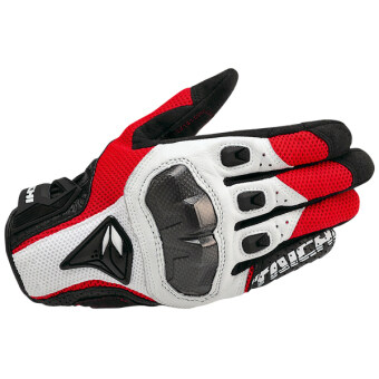 Harga RS Taichi 391 Gloves Cycling Gloves Motorcycle Gloves Red