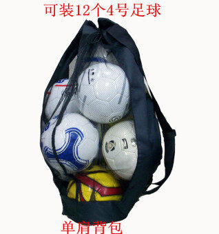 Soccer bag Basketball Training storage bag volleyball trainingequipment big bag large net bag big capacity ball