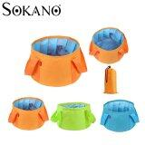 (RAYA 2019) SOKANO Outdoor Foldable Pail- Blue
