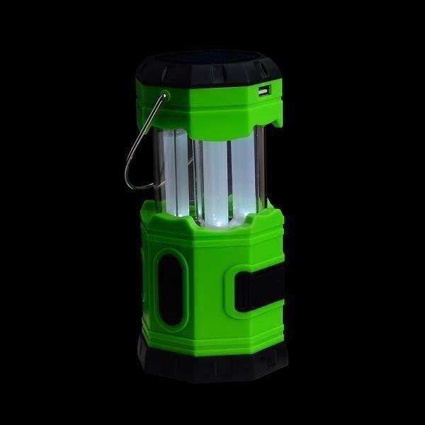 Solar Zoom Camping Lamp