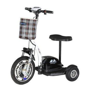 Harga Three Wheel Electric Scooter 500W 48V