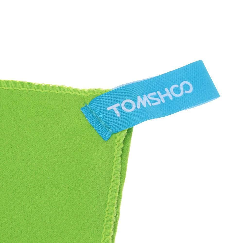 ... Tomshoo 75*130 Cm Pengering Mikrofiber Yang Cepat Handuk Kompak Perjalanan Camping Pantai Mandi Gym