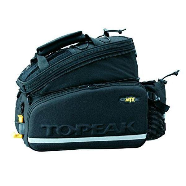 Topeak MTX Trunk Bag Dx with Water Bottle Holder - intl