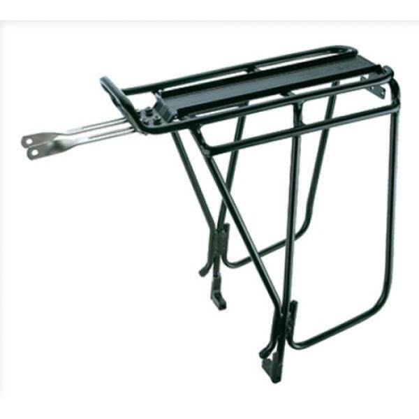 Topeak Super Tourist Tubular Bicycle Trunk Rack DX with Side Bar for Disc Brake Bikes - intl