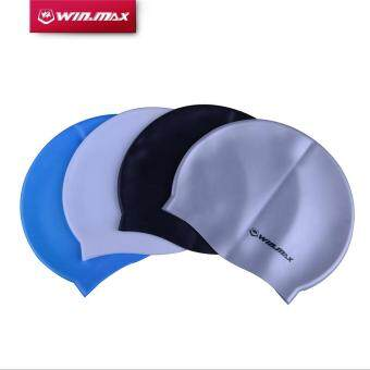 Winmax Diving Swimming Silicone cap - 2