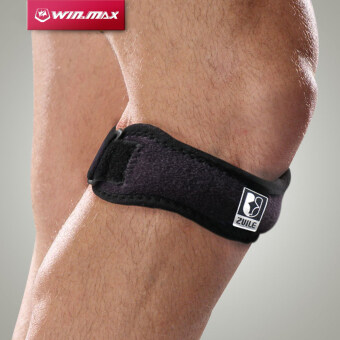 Winmax Professional Breathable Jumper Elbow Patella Tendon SupportKnee Strap Band