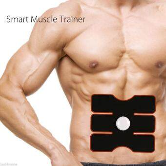 Wireless Smart Muscle Abdominal Belly Muscles Intensive TrainingDevice Gear Abs Body Pad Sculpting Exercise Fitness Massager - 4