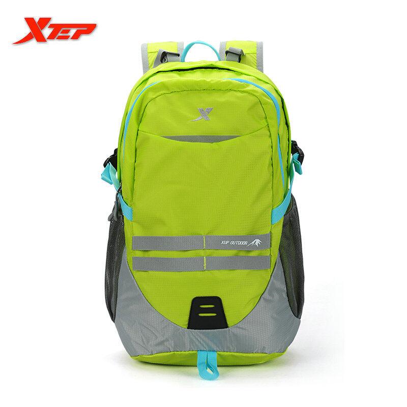 XTEP Brand New Trend Unisex Backpack Multifunction Bag College School Bags Travel Portable Oxford Notebook Backpacks Rucksack (Green) - intl