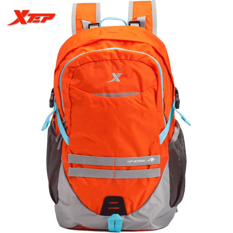 XTEP Brand New Trend Unisex Backpack Multifunction Bag College School Bags Travel Portable Oxford Notebook Backpacks Rucksack (Orange) - intl