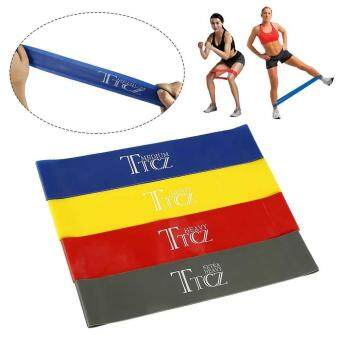 Harga Yoga Sports Exercise Band Resistance Loop Band Fitness Workout Band Exercise