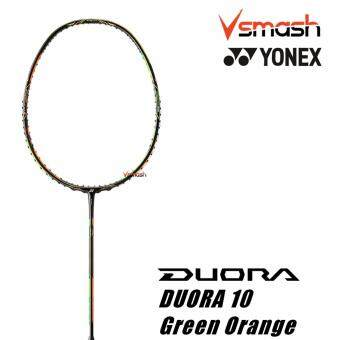 Yonex Duora 10 (3U) Green Orange Badminton Racket