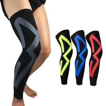 Yunmiao Knee Pads Compression Long Leg Sleeve Protector Gear Breathable Crashproof Antislip Basketball Protective Pad Support