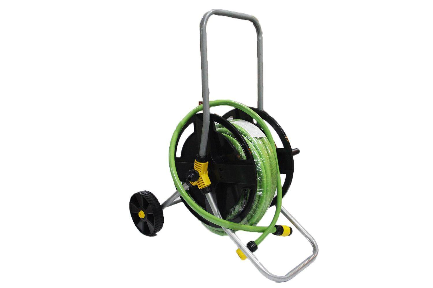Winsir Deluxe Hose Reel Cart With 20m Hose