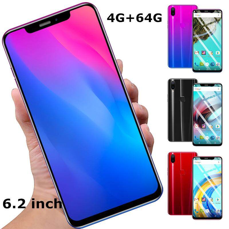 ... Black Red Blue Gradient Pink 6 2 inch 4g 64g 1660x1080 Mobile Smart Phone