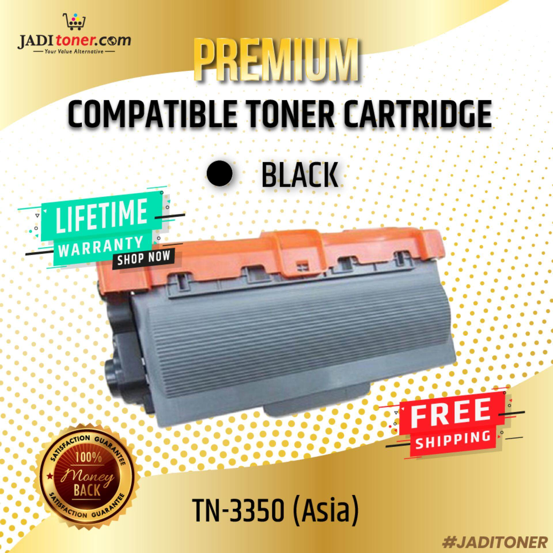 Compatible TN-3350 Laser Toner Cartridge For Brother HL-5440 HL-5450 HL-5470 HL-6180 MFC-8520 MFC-8510 MFC-8710 MFC-8910 MFC-8950 DCP-8110 DCP-8150 DCP-8155 Brother HL5440 HL5450 HL5470 HL6180 MFC8520 MFC8510 MFC8710 MFC8910 MFC8950 Brother TN3350 3350