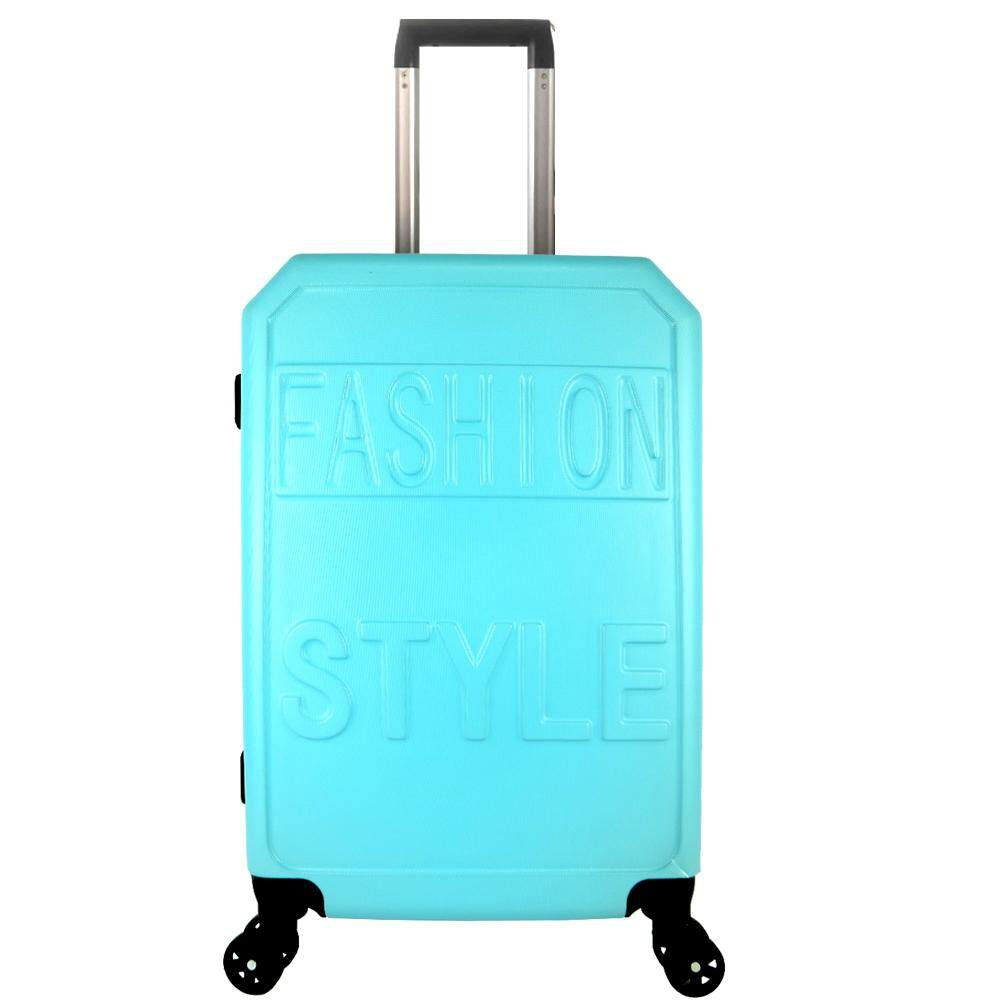 Poly-Pac XA9914 20inch ABS Hard Case Trolley- Blue