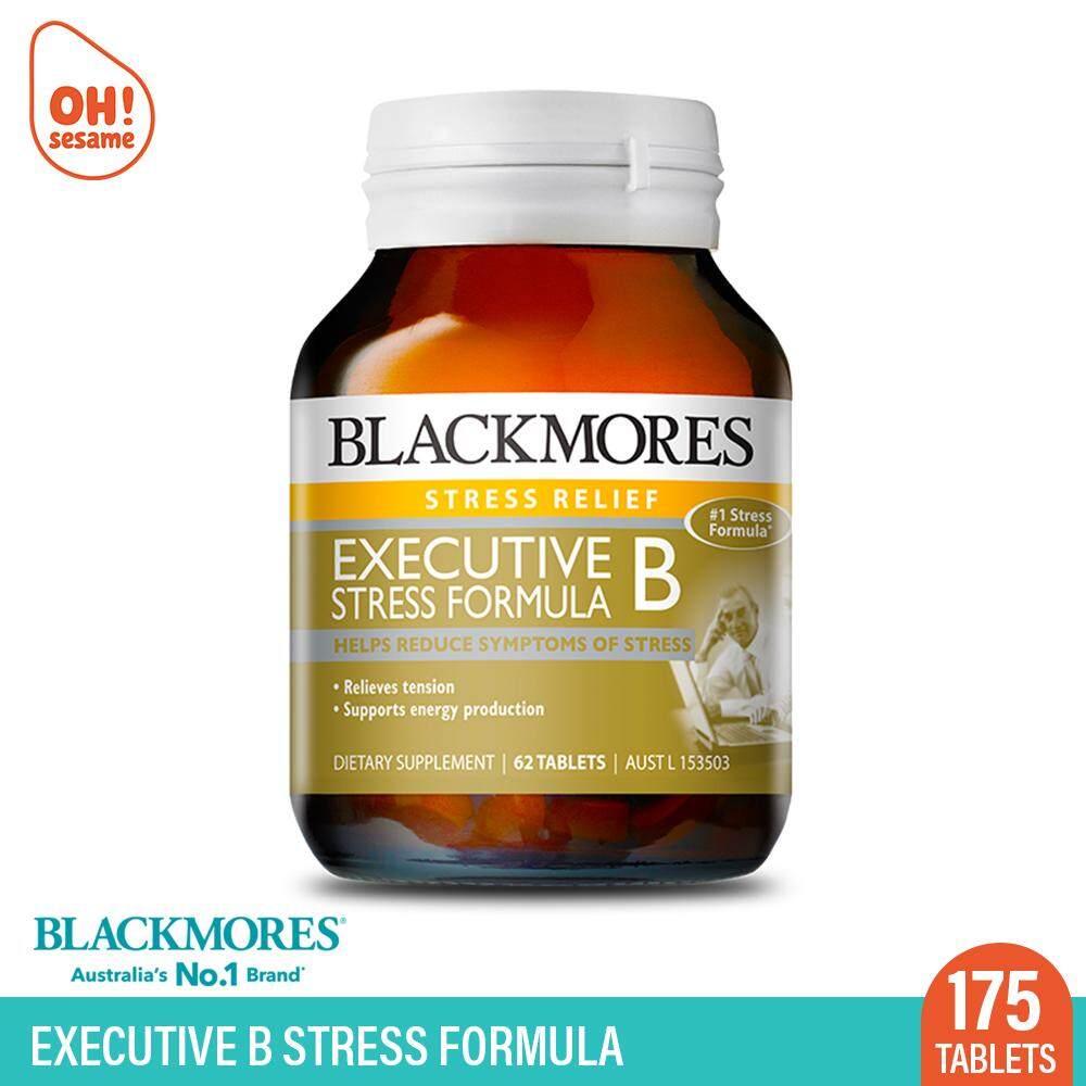 Blackmores Executive B Stress Formula 175 Tablets (Expiry: 2020/02)