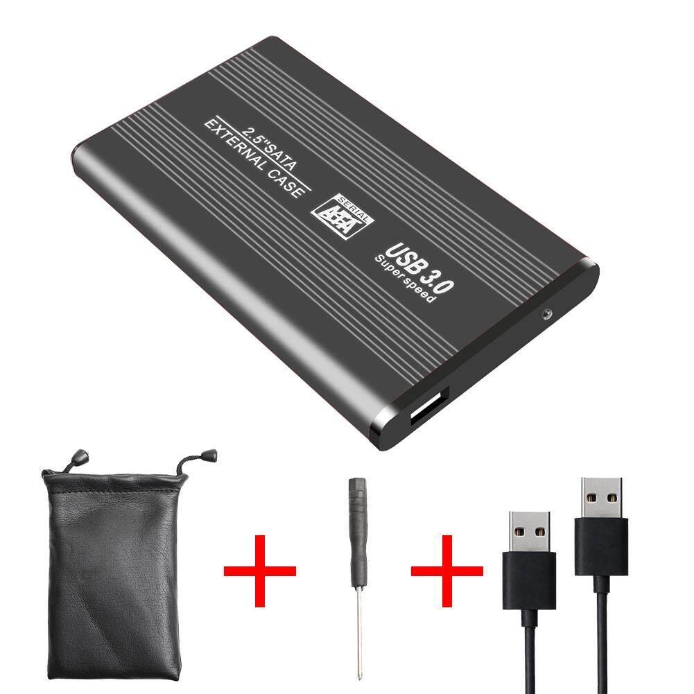Bên Ngoài Di Động USB 3.0 Nhám Cứng Ổ 2.5 Inch SATA Hộp