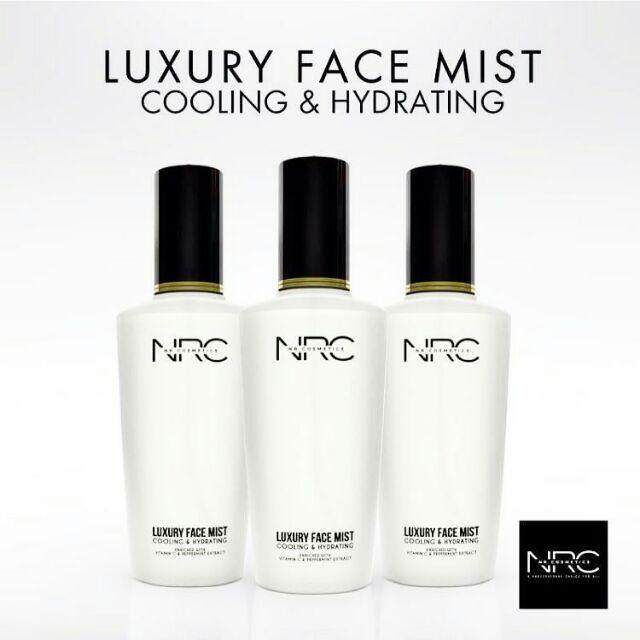 NRC LUXURY FACE MIST COOLING AND HYDRATING