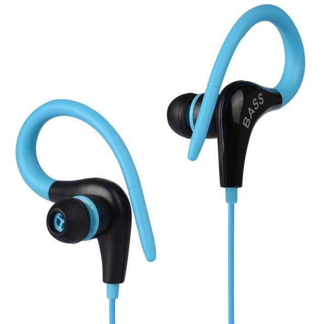 จัดส่งฟรี! ของแท้ขายหูฟังเบสขายดีหูฟังกีฬาหูฟังนักวิ่งสำหรับโทรศัพท์ Xiaomi iPhone Samsung IOS Android โทรศัพท์ชุดหูฟัง [รุ่น: EARPHONEWLL0031]