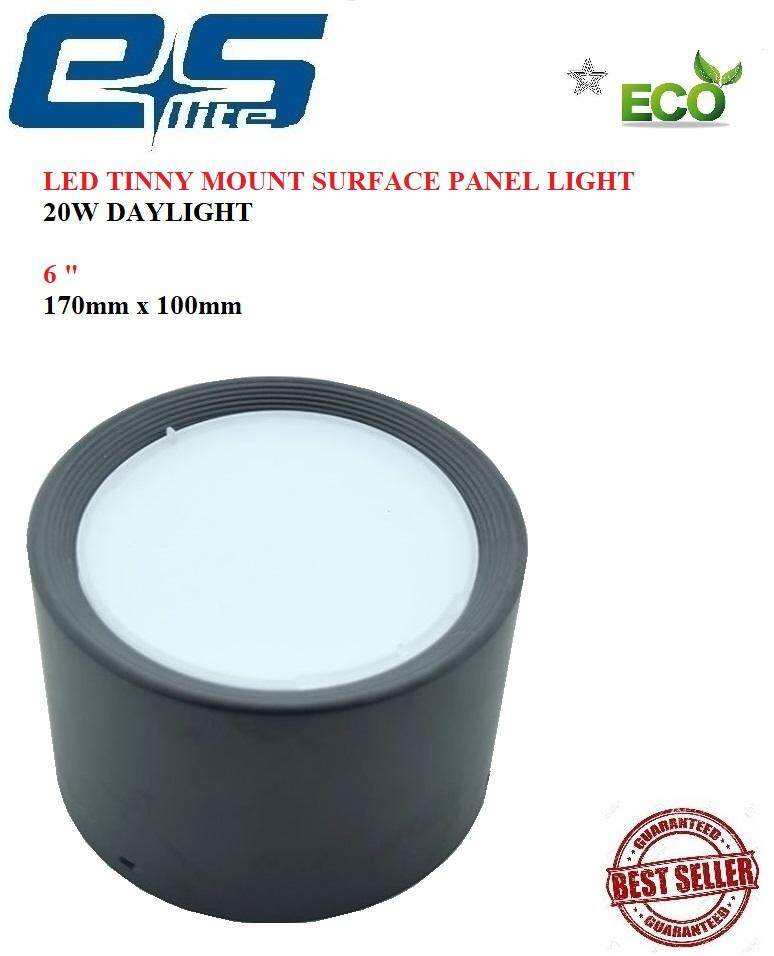ES LITE LED TINNY CEILING MOUNTED SURFACE PANEL LIGHT 6