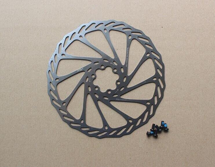Avid G3//HS1 MTB Disc Brake Rotor 6Bolts 160//180mm For AVID BB5//BB7 Mountain Bike