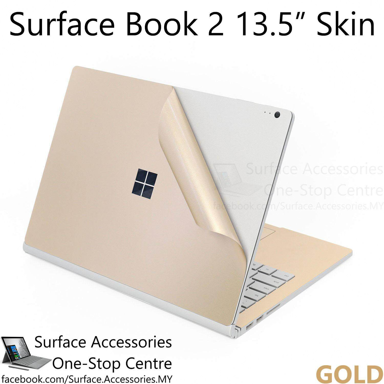 "[MALAYSIA]Microsoft Surface Book 2 13.5"" Skin Cover Protection Microsoft Surface Book 2 Wrap Microsoft Surface Book 2 Skin Microsoft Surface Book 2 Vinyl Wrap Microsoft Surface Book 2 Decal"
