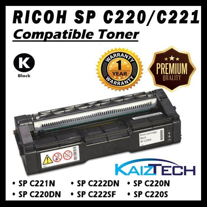 AAA Super Grade RICOH AFICIO SP C221N / SP C222DN / SP C220N / SP C222SF / SP C220S Toner Cartridge
