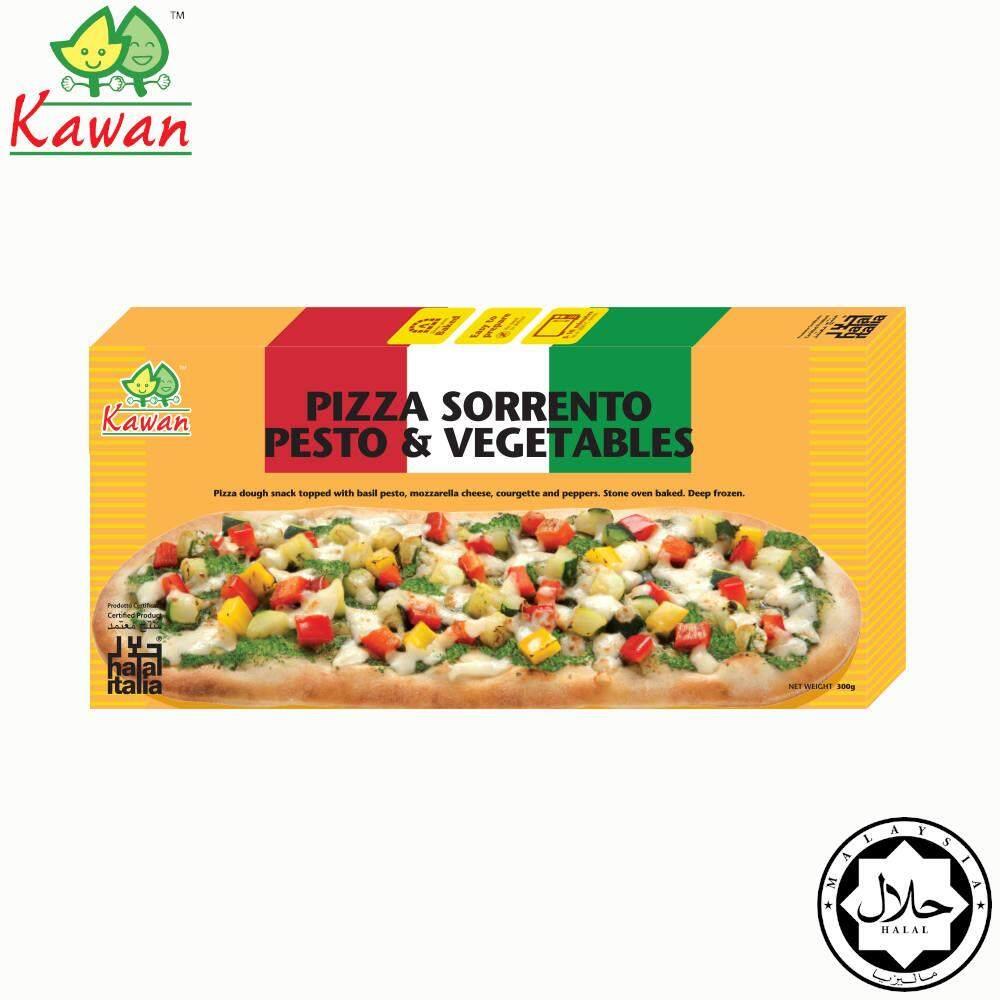 Pizza Sorrento Pesto & Vegetables (300g)