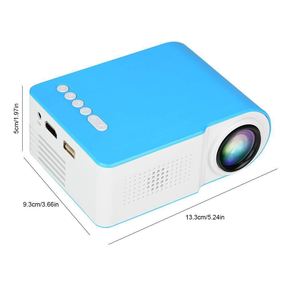 Printers & Projectors - Media Smart TFT HDMI Theater LCD Projector 1080P Home Player HD Mini Home - [US PLUG / EU PLUG / UK PLUG / AU PLUG]