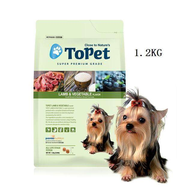 ToPet All Life Stage Lamb & Rice 1.2kg