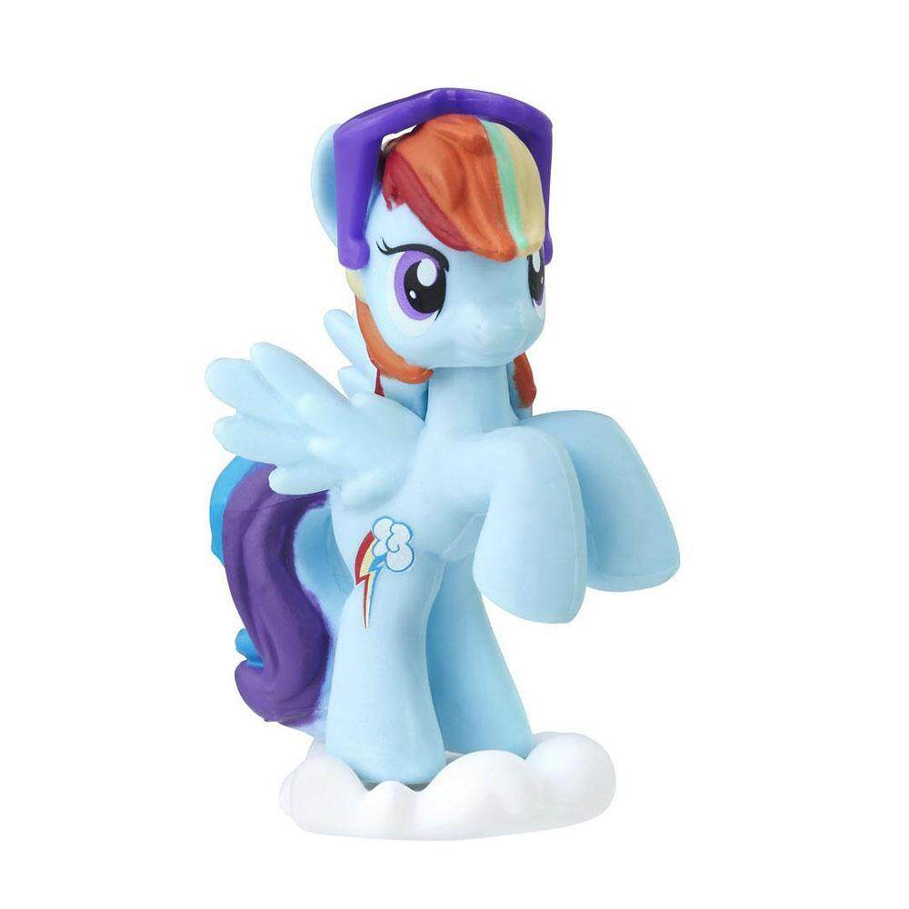 My little Pony -friendship is magic rainbow dash figure toy collection (E0681/E0168)