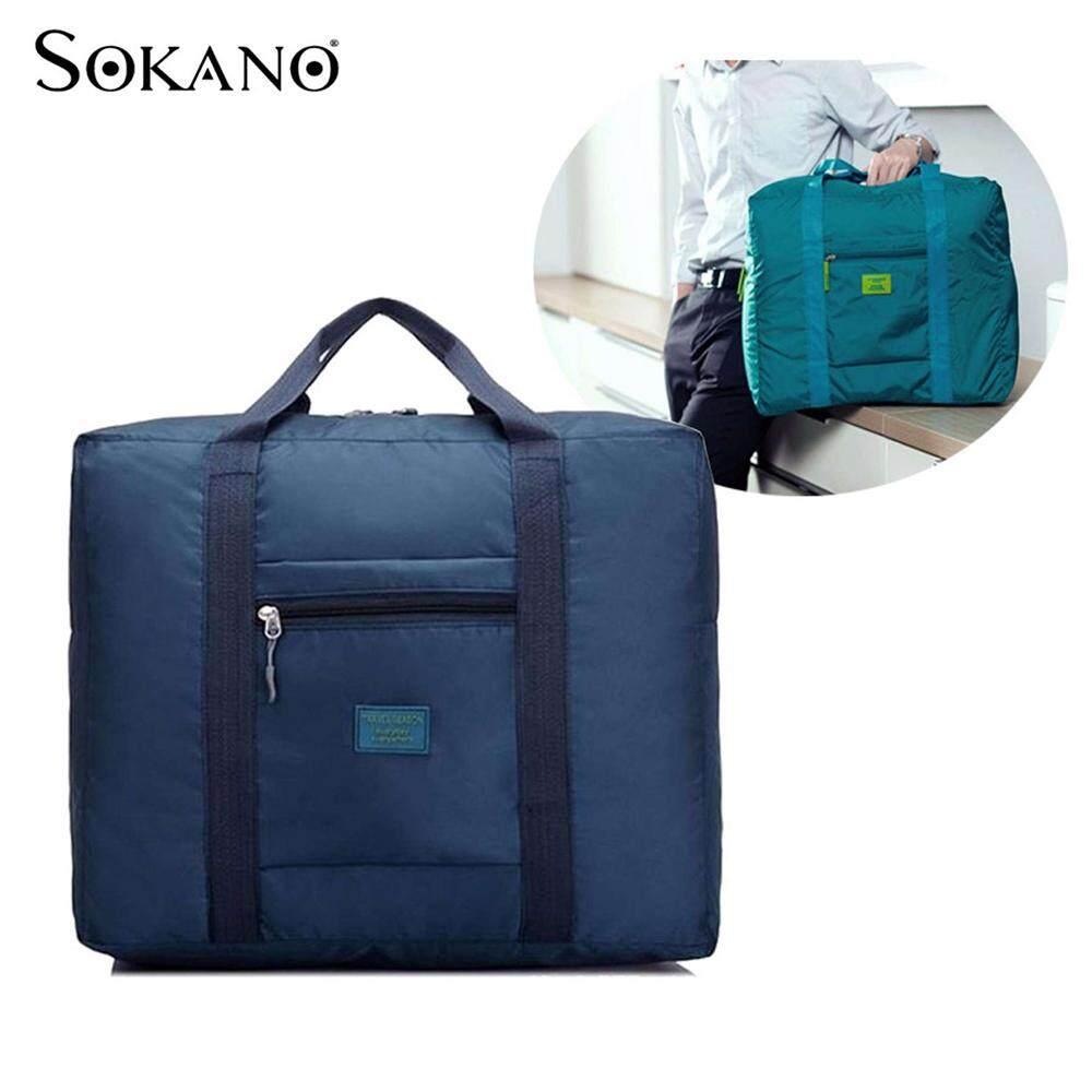 Perfect Travel Companion Foldable Luggage Bagasi Bag