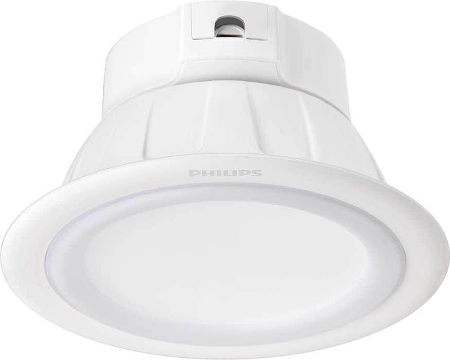 PHILIPS 59062 Smalu 125 RM 9W WH LED w/ remote