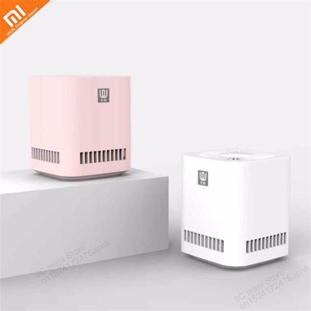 Original Xiaomi Youpin เครื่องกรองอากาศ Photocatalytic กำจัด Aldehyde MINI USB Air Refreshing สำหรับรถบ้านกลิ่นทำความสะอาด