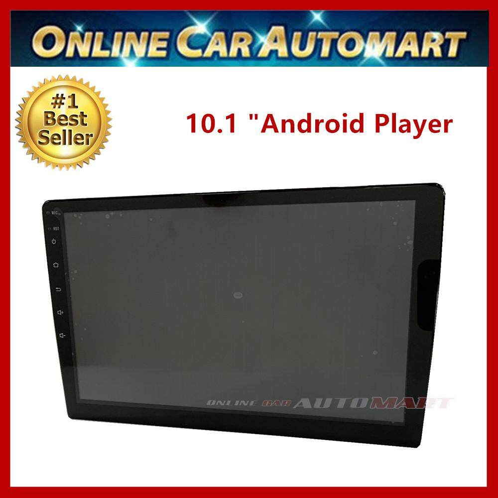 10 1' Universal Big Screen 2DIN 16GB Android Player Car Stereo With WIFI  Video Player/TouchScreen