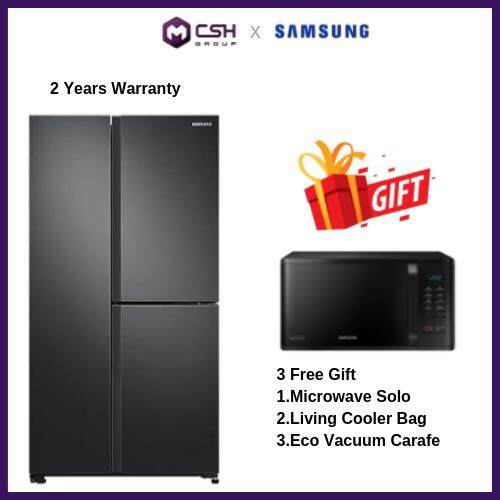 Samsung 3 Door Side by Side with Flexzone RS63R5591B4/ME