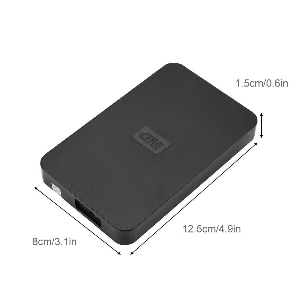 External Hard Drives - HDD USB3.0 Hard Drive Game Host Mobile Hard Drive Game HDD Hard Disk - [120G / 160G / 250G / 320G]