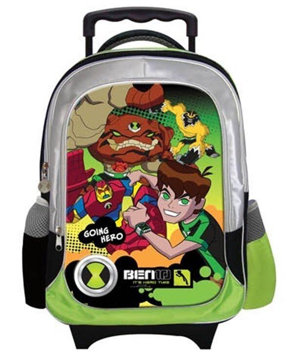Original Ben 10 Omniverse School Trolley Bag