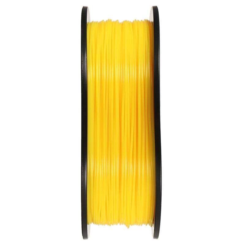 Transparent 3D Printer Filament 1.75mm 1kg/2.2lb PLA For RepRap MarkerBot Prusa - BLUE / YELLOW / ROSE / GREEN